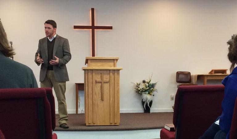 Pastor Eric